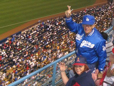 2005 - May (Angels vs. Dodgers Bus)