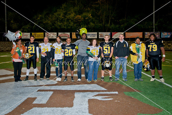 St. Bernard ~Senior Night