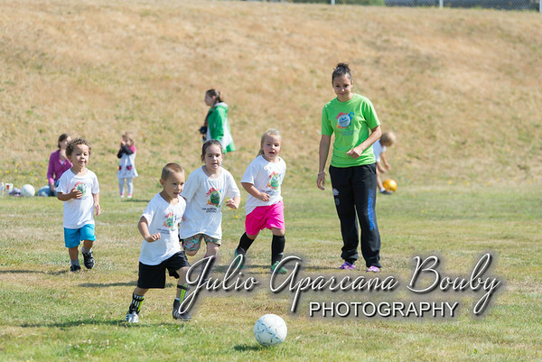 XII EPUERTO Soccer Camp - Day 2