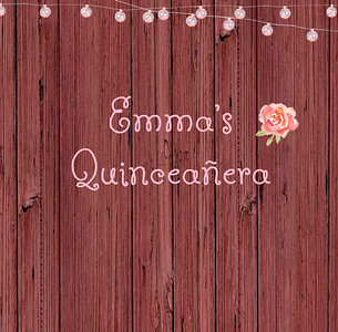 Emma's Quinceanera 2019