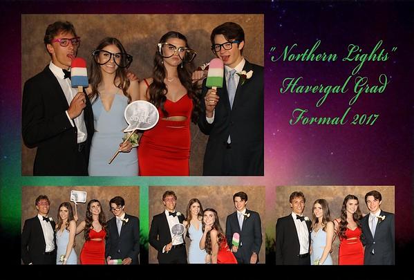 """Northern Lights"" Havergal Grad Formal 2017"