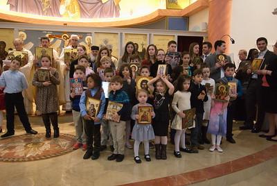 Community Life - Sunday of Orthodoxy -  March 20, 2016