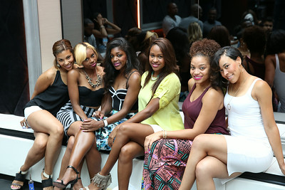 Posh Entertainment Hosted Day Party @ Paris Club 2014