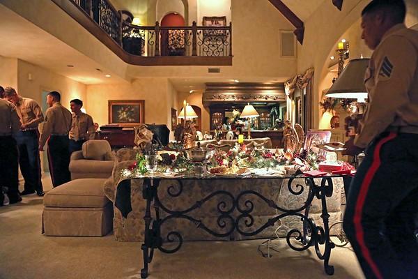 1-11 Bn Mertes Christmas Party 12/15/2017