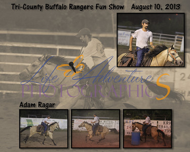 Tri-County Buffalo Rangers Collages