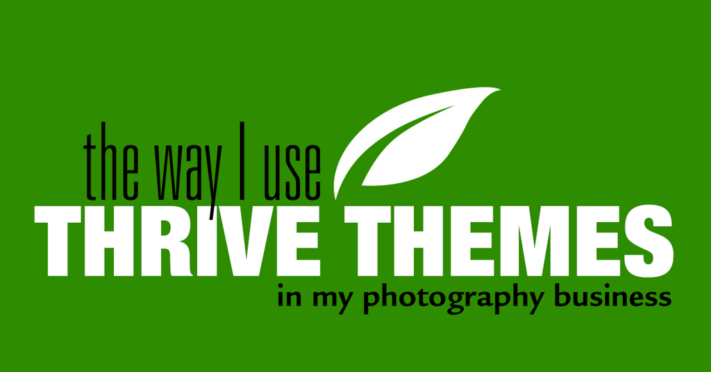 Thrive Themes Review - How Thrive Themes Helps Me To Run My Online Business