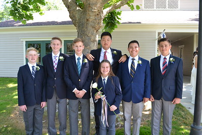 Clairbourn's Class of 2018 Graduates