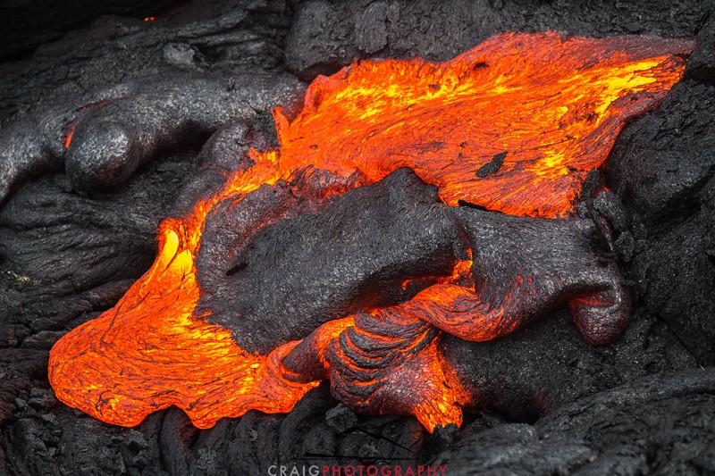 Hawaii Lava #18