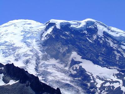 Mt. Rainier | Nothern Figure-8 2007