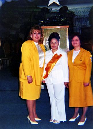 Graduación de Y's en los 90s