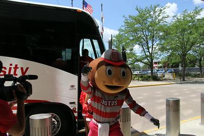 2014 Buckeye Bus - Marathon Petroleum - July 9th