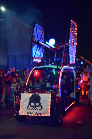 Invaders Chewbacchus 2017