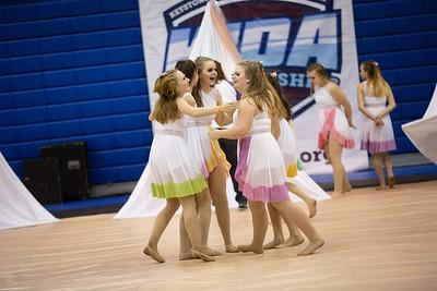 Northern York Middle School Dance Team