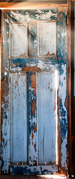 Door, Mojave County, Arizona, 2004