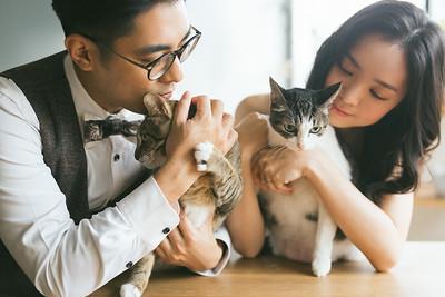 Pre-wedding | Tuna + Mimo