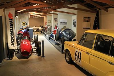 Yaldhurst Motor Museum - Christchurch, NZ.