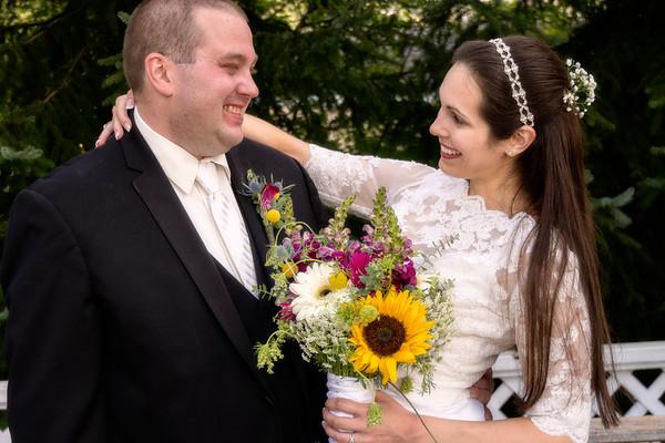 Megan + Joe Wedding