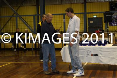 Presentations & Celebrations 2011