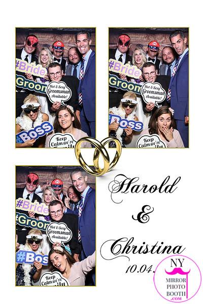 Harold & Christina (10/4/20)