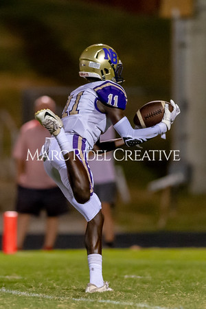 Broughton Varsity football at Southeast Raleigh. October 4, 2019. D4S_5281