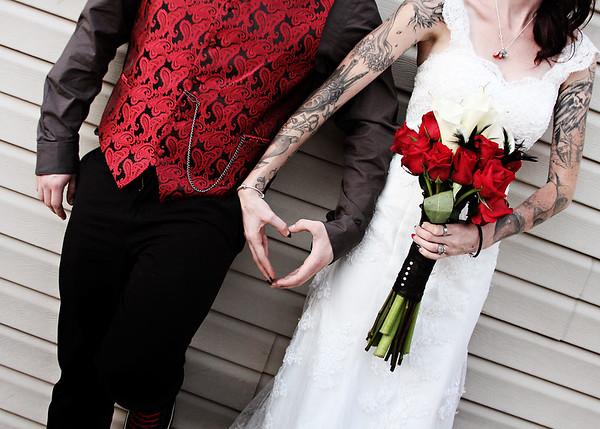 Ashley & Sean Wedding