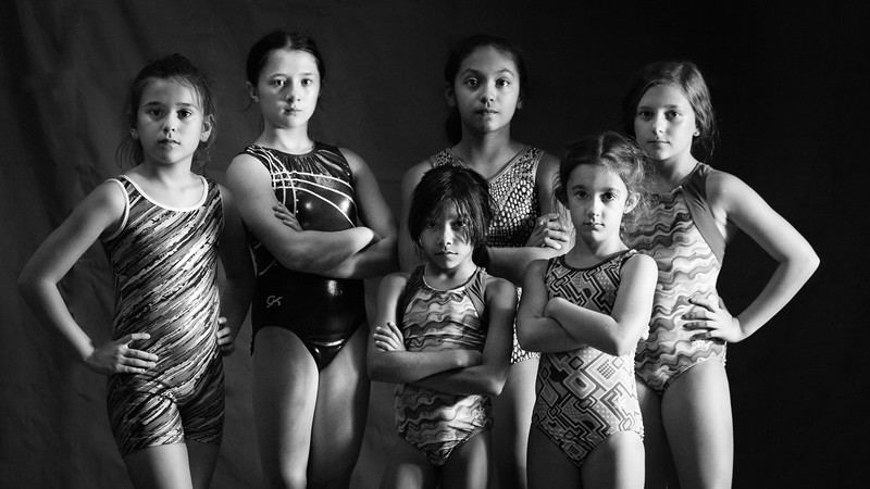 2016 Gymnastics Team