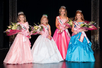 Little Miss NC & SC United States 2013 Pageant