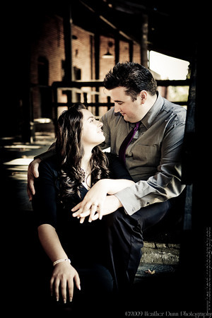 Katina and Vinny's Engagement