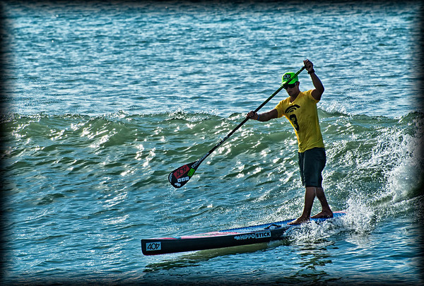Battle of The Paddle - Doheny Beach