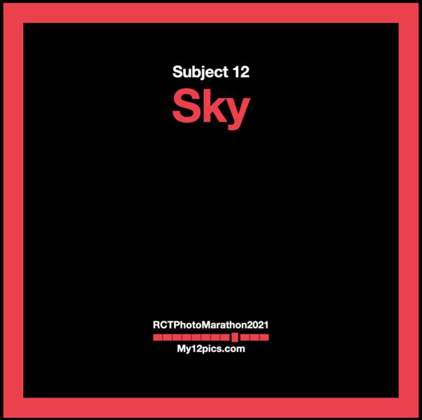 12) Sky