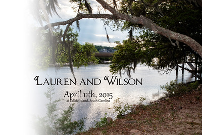 Lauren and Wilson