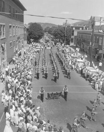 Mt. Carmel Centennial, Parades (1962)
