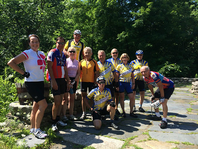 July 12 Saturday Alternate Ride