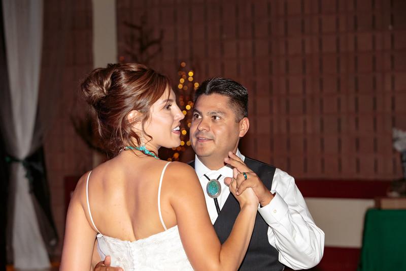 Jessica & Silvano Reception