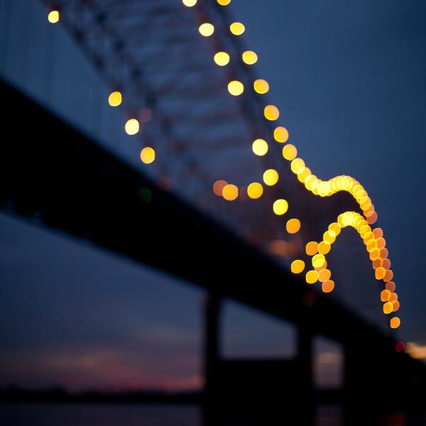 New American Bridge, New American Sunset