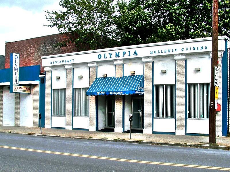Olympia Restaurant - Lowell, MA