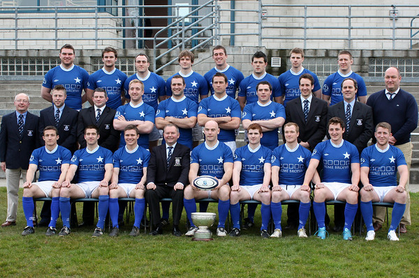 First Team Photo 2012
