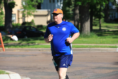 Minneapolis Marathon Mile 10