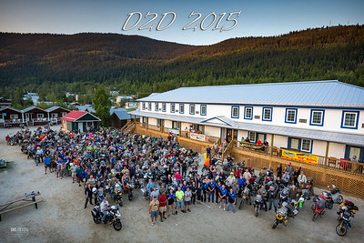 2015 Dust to Dawson Official Group Photos