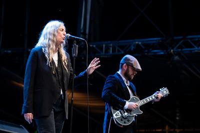 Patti Smith, Bergenfest 2019