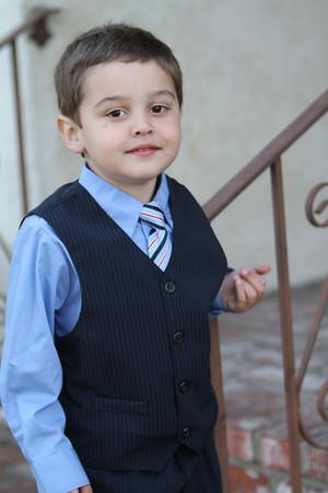 Oliver at 3