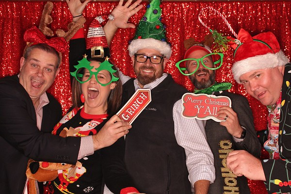 ACDI Christmas Party - 12.11.19