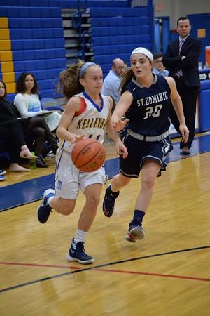 Girls Varsity Basketball –2017