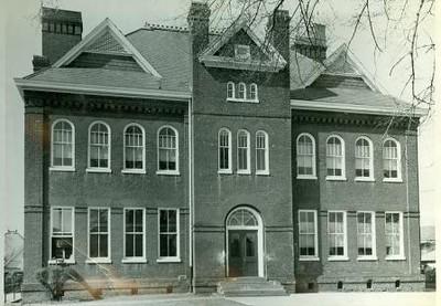 Marce T. Jones School