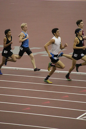 Texas A&M Indoor Classic - Jan 10 2015
