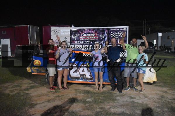 AMS Winners 8-6-16