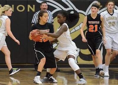 Basketball - LMS Girls 2016-17