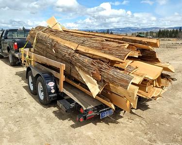 Cedar from Montana Custom Log Homes