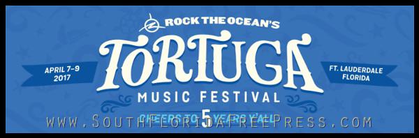 Tortuga Music Festival 2017 - Beautiful Ft. Lauderdale Beach