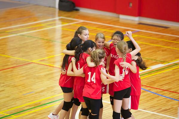 2014 Girls Volleyball